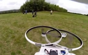 The coolest Invention in Drone Technology