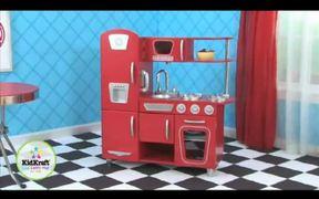 Stile Baby Interio - Kidkraft Retro Kitchen