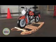 Stile Baby Interio - Harley Davidson Motor