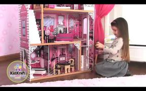 Stile Baby Interio - Kidkraft Amelia Doll House