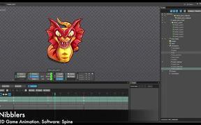 Game Animation Demo Reel