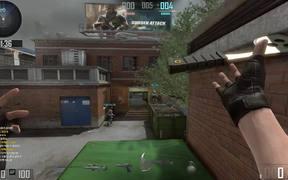 Sudden Attack 2 (KR) - Alpha Gameplay Video 2
