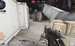 Sudden Attack 2 (KR) - Alpha Gameplay Video 4