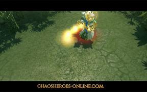 Chaos Heroes Online: Hero Reveal Teaser Trailer #1