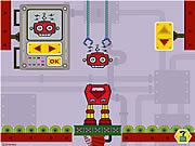 Mickey's Robot Laboratory