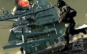 A&E Picks Call of Duty GHOSTS