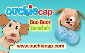 Ouchie Cap Hot & Cold Comfort For Kids