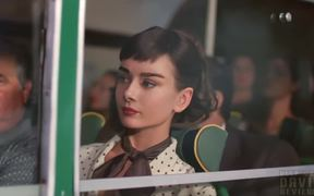 Galaxy Chocolate Commercial: Audrey Hepburn