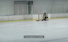OK Campaign: Ice Hockey