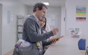 Luvs Campaign: Expert Parents: Hospital