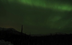 Denali National Park: Lights in Motion