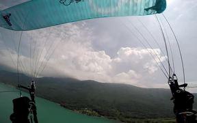 Paragliding Incidents Flight Mini Sail