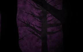 Spooky Mystical Woods