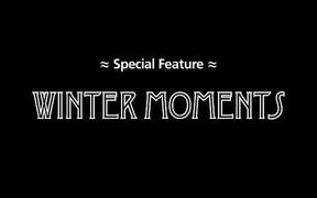 Yosemite National Park: Winter Moments