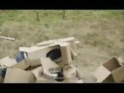 Phones 4u Commercial Cardboard Warriors