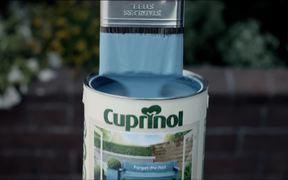 Cuprinol Commercial: Whimpering Garden