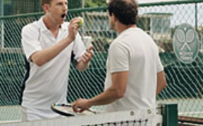 Mars Commercial: Tennis