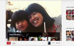 Google Video: Here's to the Moms
