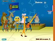 Giraffe Basketball