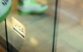 Visa Video: Feel Faster Flow Faster