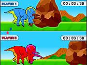 Dinosaur King- Dinolympics
