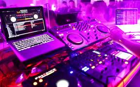 DJ Set - Nightclub