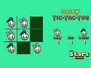 Daisy Tic Tac Toe