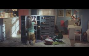 Ikea Commercial One Room Paradise