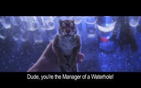 Tiger Energy Drink Commercial: Bar