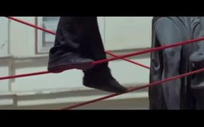 The Economist Commercial Red Wires