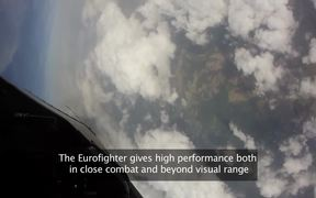 The Italian Eurofighter Pilot