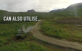 Norway's New Fighting Vehicles