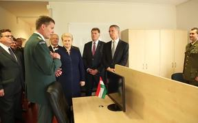 NATO Opens New Regional Headquarters
