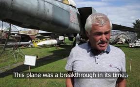 Soviet Planes Descend on Riga