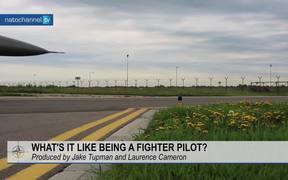 Being a Fighter Pilot