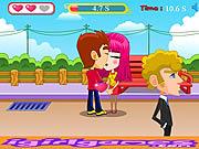 Romantic Kiss Challenge