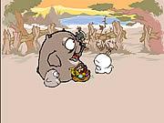 Mashimaro Rabbit Episode 2: Boogaloo and Booma Picnic