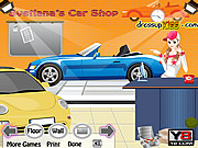 Svetlana's Car Shop