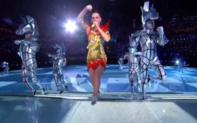 Katy Perry - Super Bowl Live Music Video