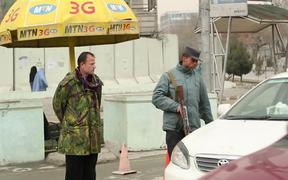Kabul's Security Advisor