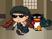 QQ Penguin: Matrix
