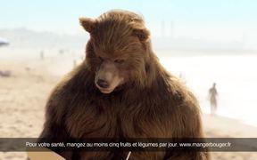Orangina Commercial: Satellite