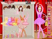 Miss Ballerina Dress Up
