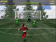 Santa's Footy Challenge