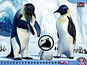 Hidden Numbers-Happy Feet 2
