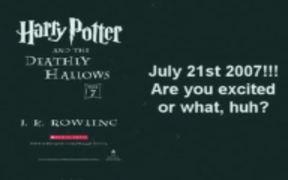 Harry Potter Ad