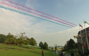 Wales Summit Air Power Flypast