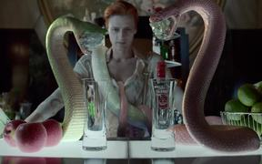 Smirnoff Reveals an Intriguing Video