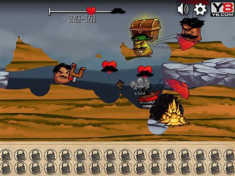игра mustache armies играть онлайн бесплатно