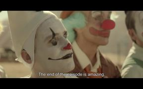Canal+ Commercial: The Clowns